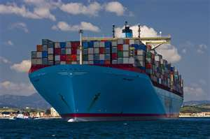 CMA CGM to buy slots on Maersk-Hamburg Sud Oceania-USEC service