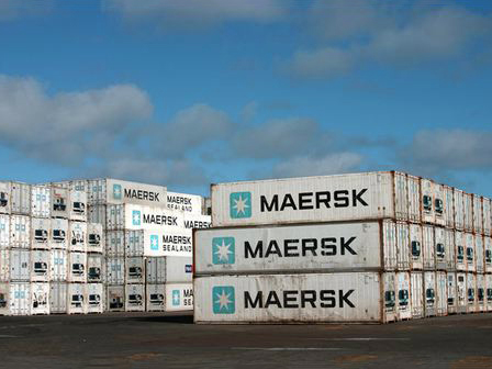 Maersk unit and Primaira to launch air cleaning system for reefer boxes