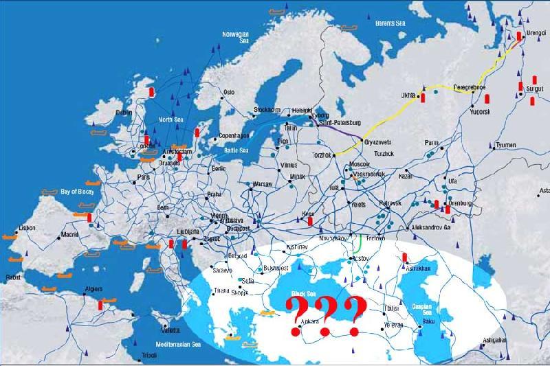Turkey and the new energy politics of the Black Sea region