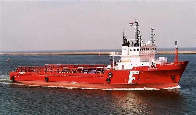 Farstad Shipping Sells PSV 'Far Grimshader' (Norway)