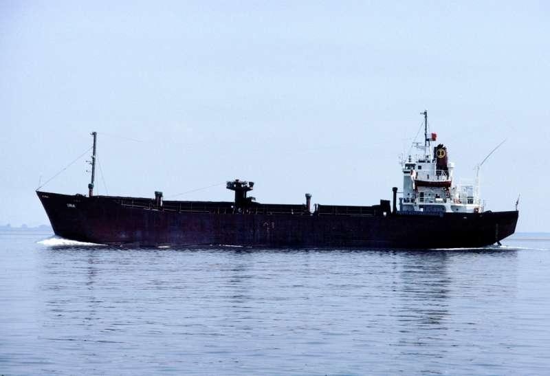 Lady Amar and Kalkavan sank in Black Sea, 1 Missing
