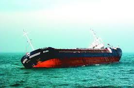 Turkish owned ship ELLAND sunk off Bulgarian waters