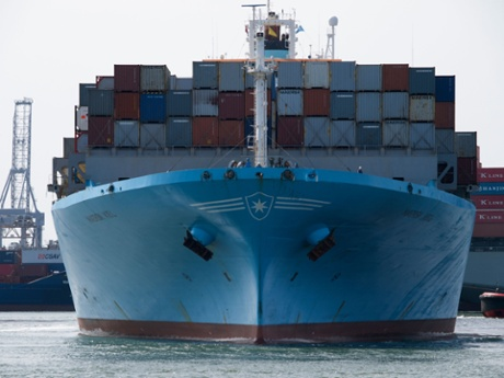 Speculation rife on what Maersk will do with swelling warchest