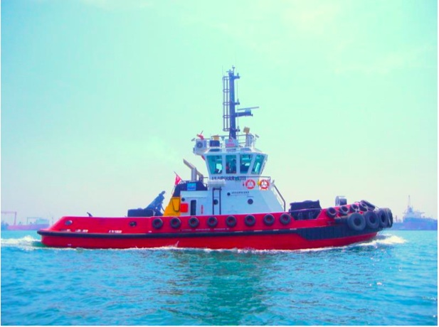UK Owner Takes up Option to Add Fourth tug from Sanmar