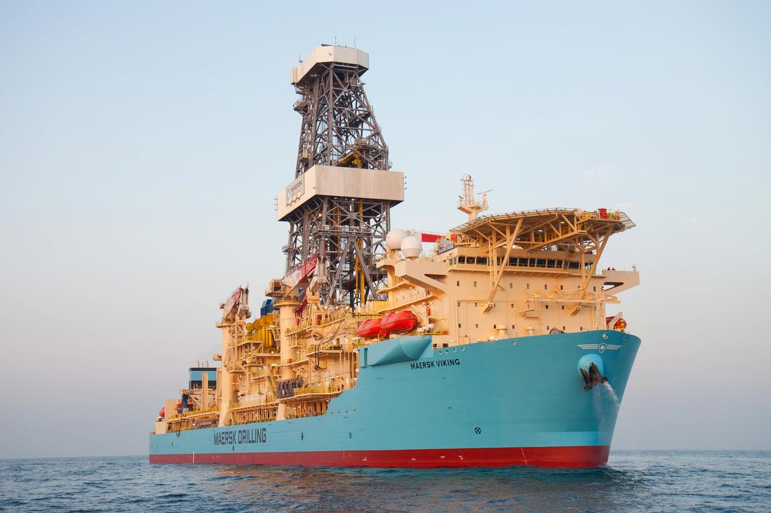 First Ultra Deepwater Drillship Delivered to Maersk