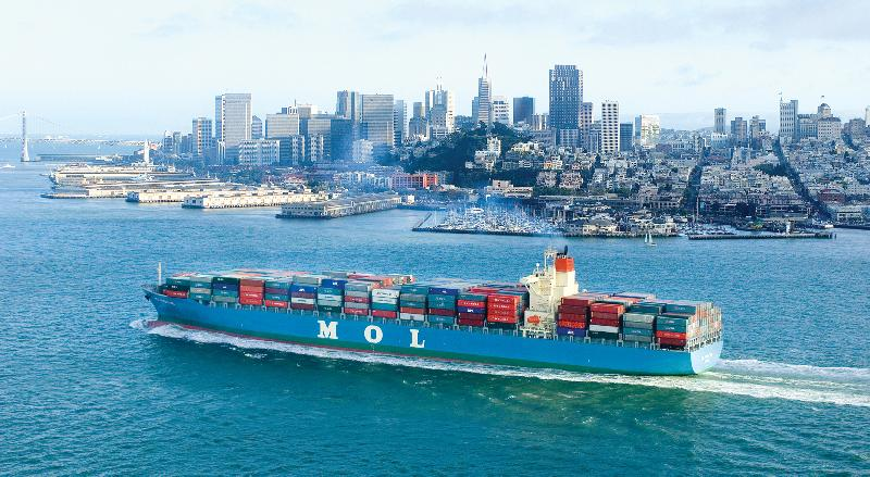 MOL offers two intra-Asia Qingdao-Manila/Bangkok services with RCL
