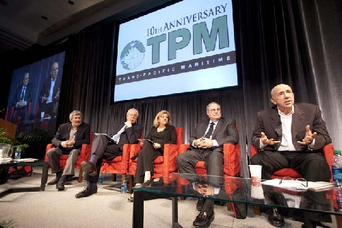 Battle of US coasts breaks out at TPM over Panama and Suez roles