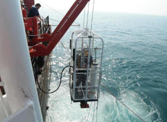 SGO to Search for Unexploded Ordnance on Sunken Iraqi Oil Tanker