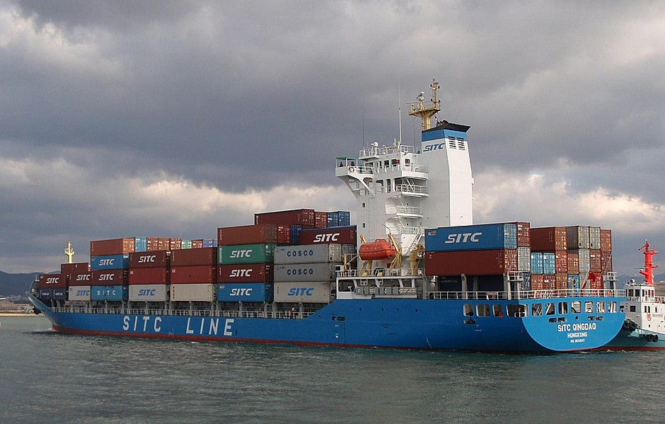 SITC's 2013 profit is up 44pc on sea freight volume growth
