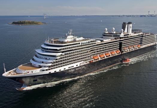 Holland America Line Opts for INTERSCHALT VDR G4