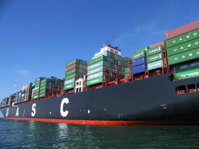 UASC brings 18,000 TEU programme to 6 units, orderbook highest worldwide