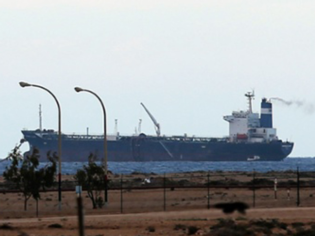 US seize North Korean tanker Morning Glory at Cypriot, Libyan request