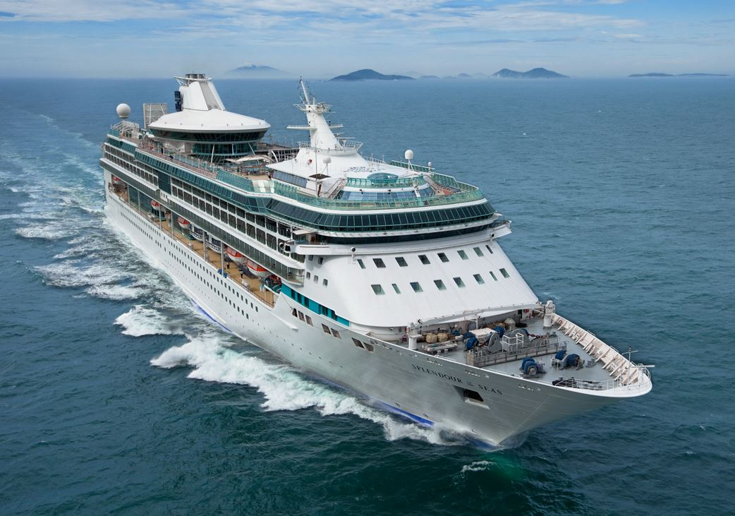Royal Caribbean Back in the Gulf