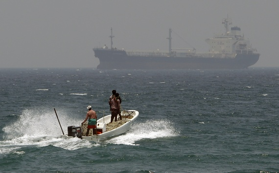 Oil shipment fraud off West Africa raises IMB fears it's spreading
