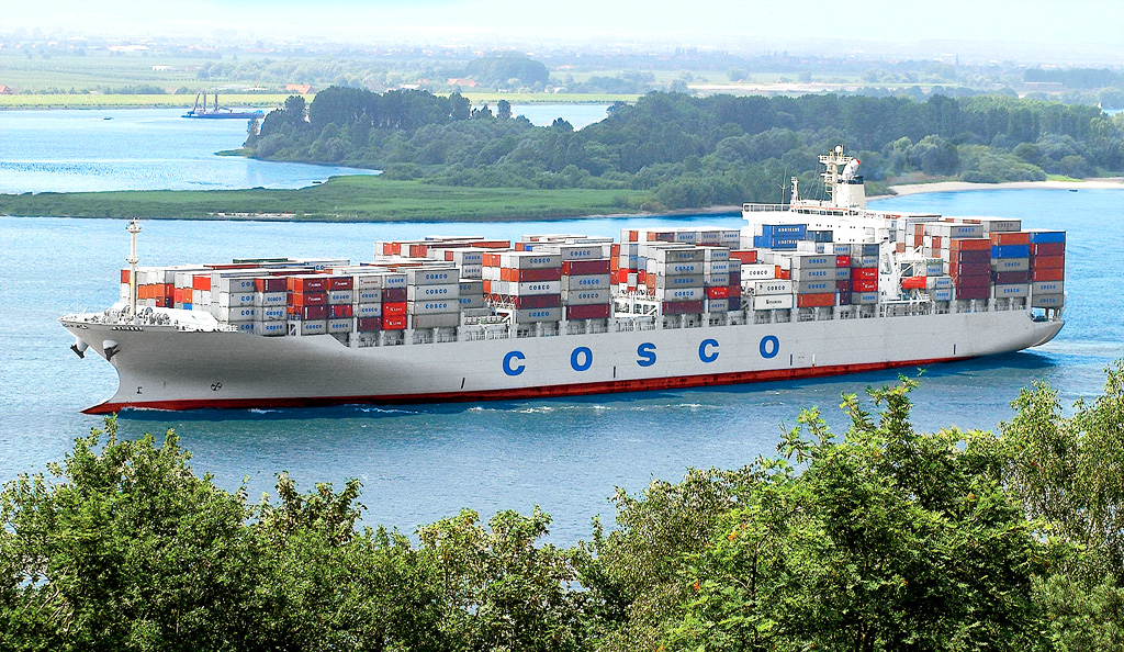 China Shipping opens branch in Sao Paulo covering South America