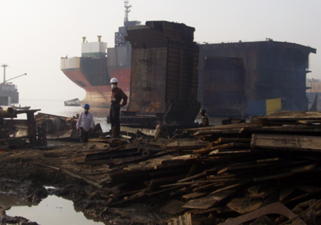 IMO, Bangladesh to Improve Ship-Recycling Industry