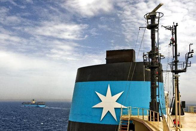 Maersk Line cuts carbon emissions while still increasing its business