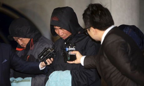 Sewol Captain blames the delayed evacuation ships