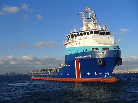 SELAH Shipbuilding completes IEVOLI SAPPHIRE PSV