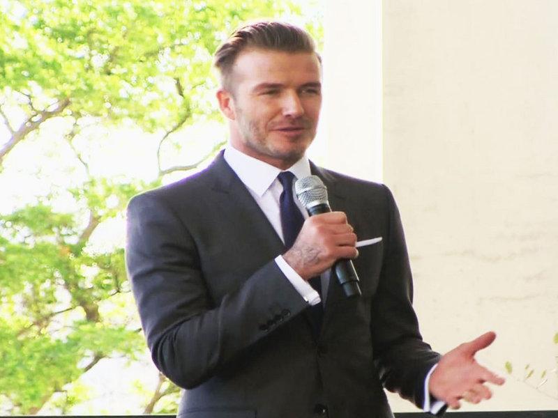 Maritime front rallies to fight David Beckham's plan for Miami stadium