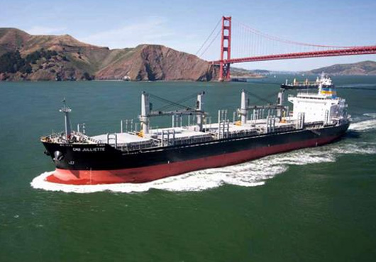 Low Freight Rates Affect CBM's Q1 Results