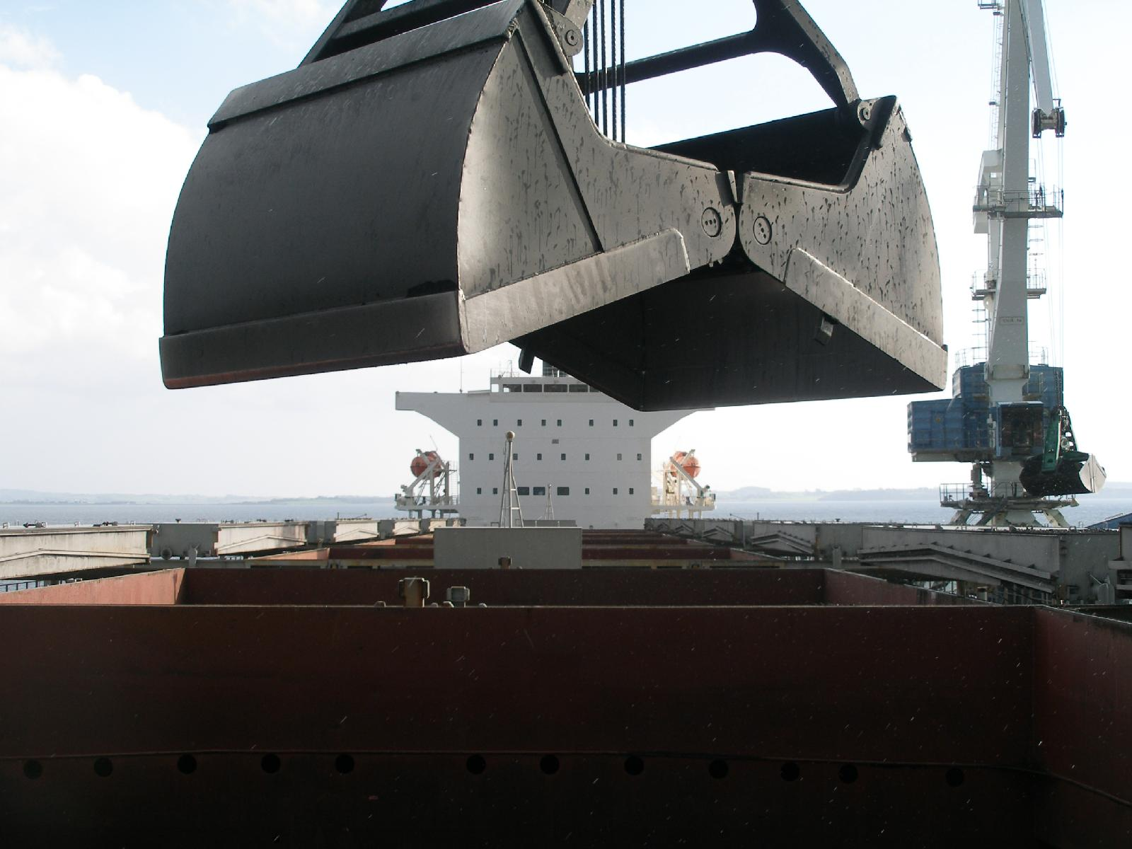 Dry bulk rates bottomed out for now: DNB