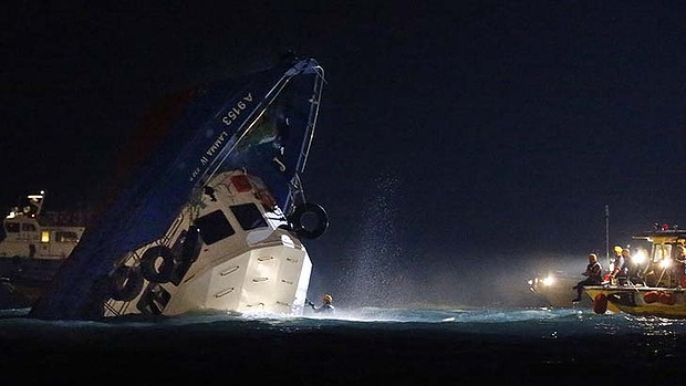 Hong Kong ferry deaths report on hold pending criminal inquiries