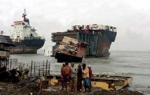 Bumper ship demolition sales despite uncertainty