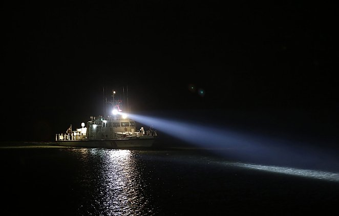 MOL MOTIVATOR collides with Zhong Xin 2, vessel sank