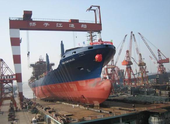Yangzijiang Shipbuilding quarterly profit up 11pc to US$127.91 million