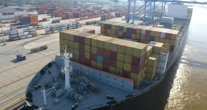 New Orleans docks its longest containership - 8,000-TEU MSC Judith