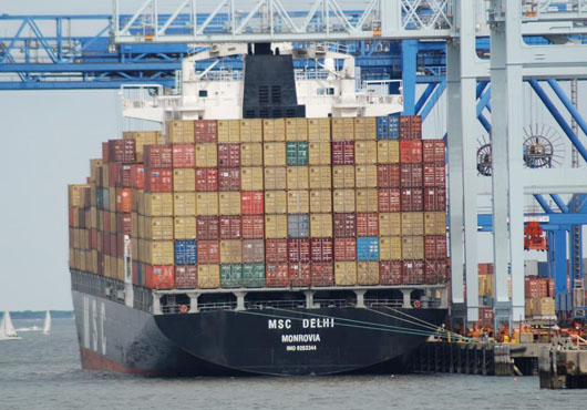 Boston port posts 5pc rise in 2016 box volumes to 248,391 TEU