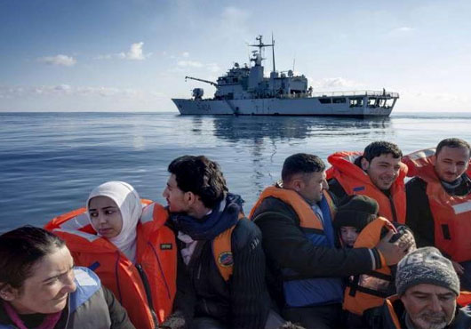 Boat Accidents' Death Toll in the Mediterranean Raises Concern