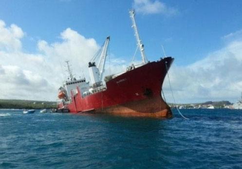 Environmental emergency declared in Galapagos Islands