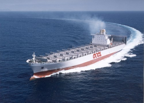 OOCL takes last of 13,208 TEU order, CSCL takes two 10,036 TEUers