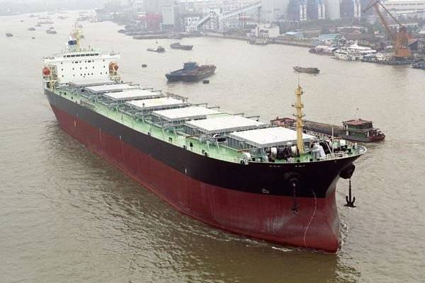 Charter rates expected to continue to rise with demand for panamaxes