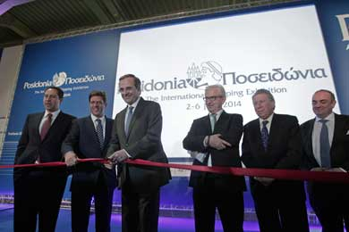 World's top shipping event opens for business