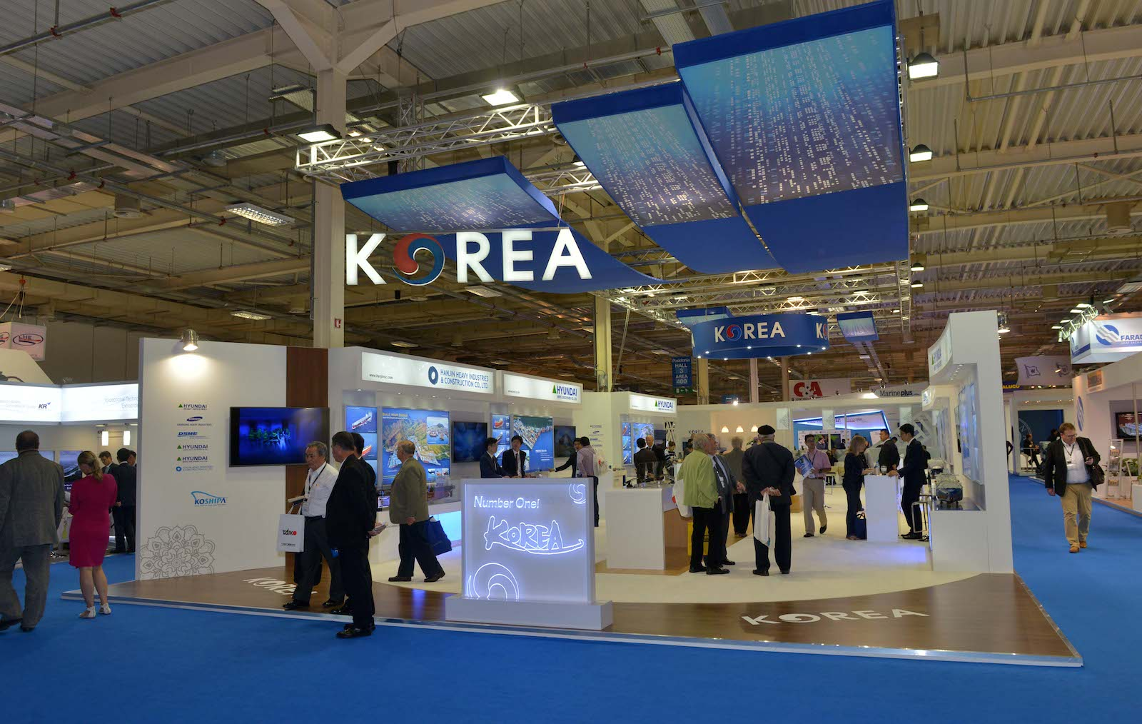 Posidonia: A record 330 shipbuilding and repair specialists present at this year's event