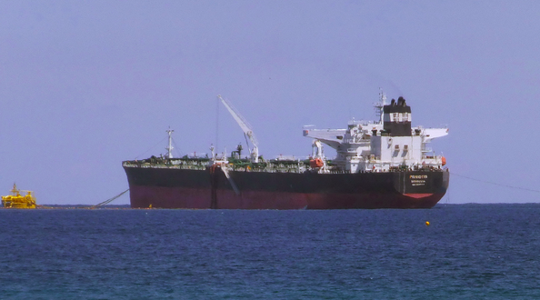 Kurdish crude oil cargo sitting unclaimed off Morocco