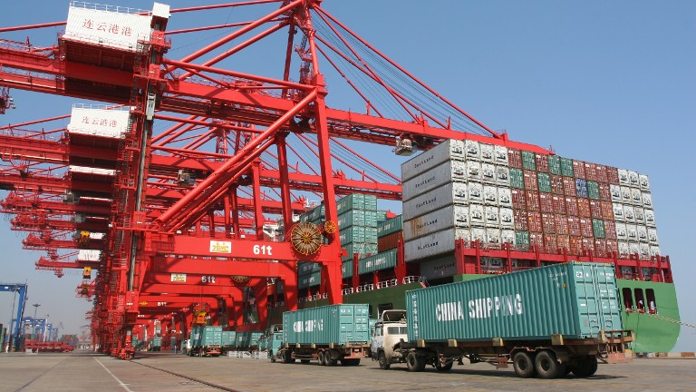 Singapore's PSA International opens Lianyungang container terminal