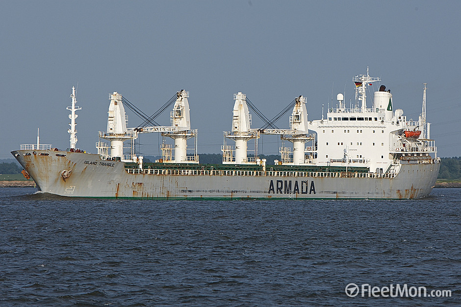 """Bulkcarrier """"Linda Star"""" detained due to fuel sulfur content"""