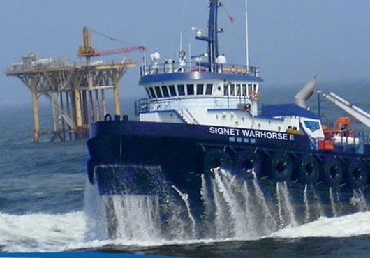 Signet Maritime Expands Tug Fleet