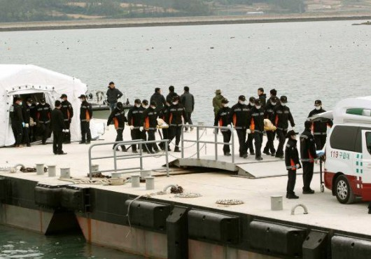 Sewol Death Toll Now at 293 as Another Body Gets Retrieved