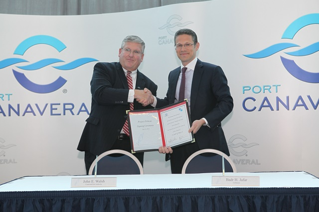 UAE's Gulftainer wins 35-year deal to run Port Canaveral terminal