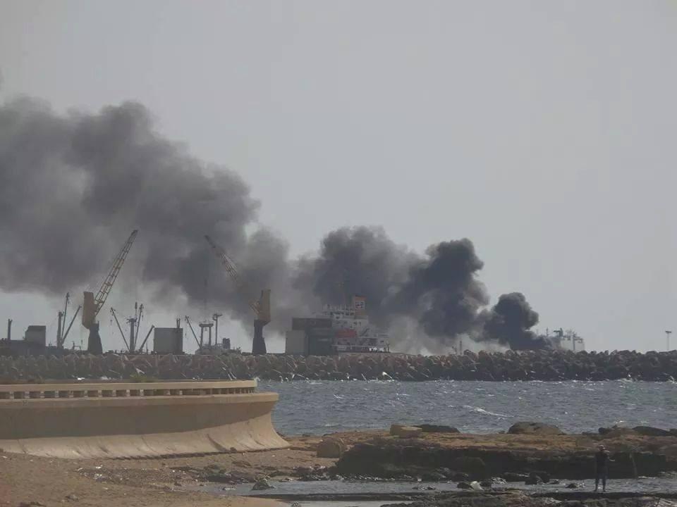 Seven dead, 17 hurt in Benghazi waterfront gunfight as hashish burns