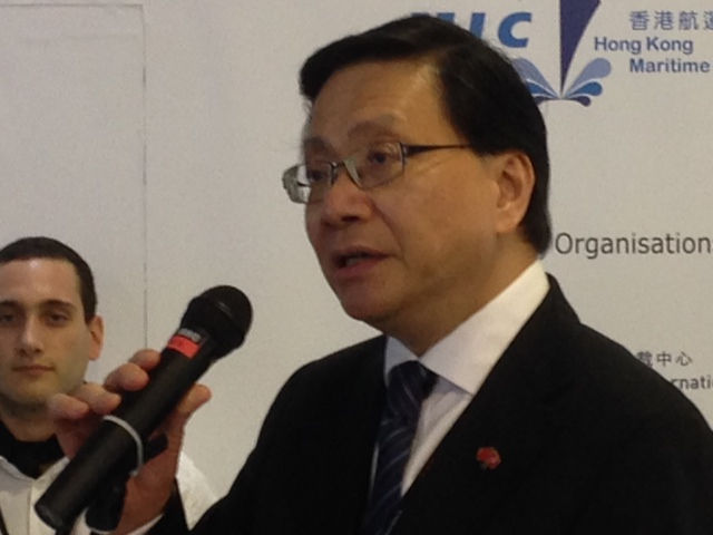 Hong Kong plans statutory maritime body to research and develop port