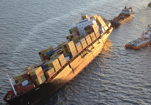 How Many Containers Have Shippers Lost at Sea?
