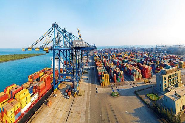 CMA CGM Group has signed an agreement with Adani Ports for a 4th Container Terminal in Mundra