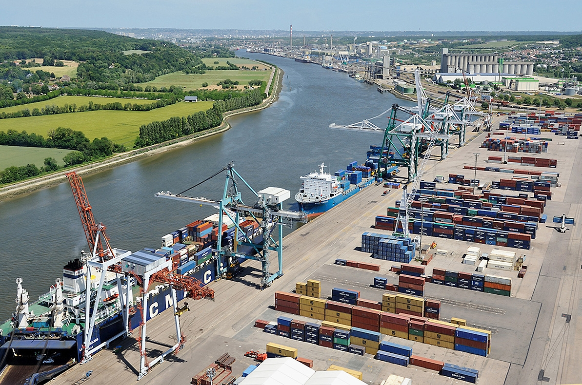 HAROPA is voted Europe's best port fourth year in a row