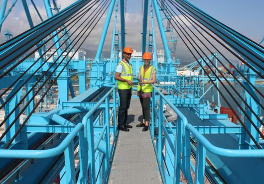 Investment at APM Terminals Algeciras puts it on top of the Med